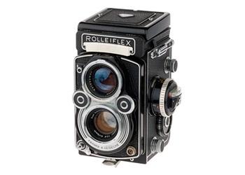 Rolleiflex verkaufen