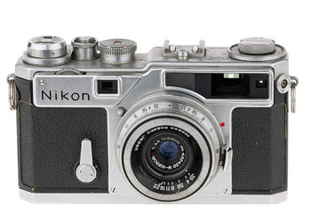 Alte Nikon verkaufen