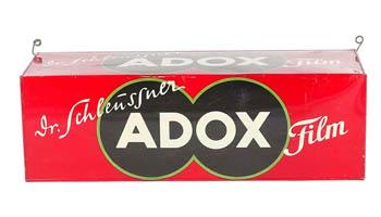 Antiker Adox Film Ankauf